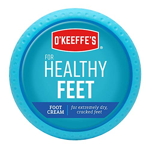 O'Keeffe's for Healthy Feet Foot Cream, 3.2 Ounce (Best Cream For Dry Heels)