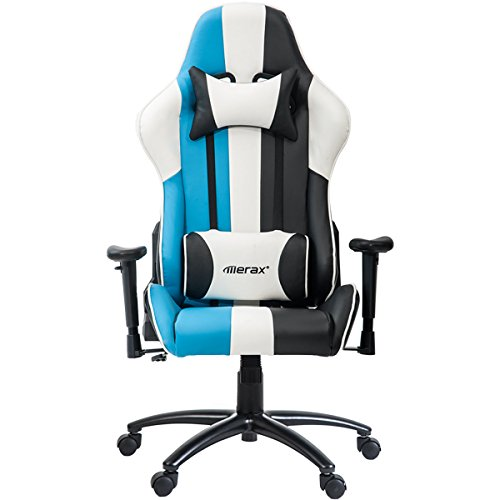 Merax Justice Series Racing Style Gaming Chair Ergonomic Hig