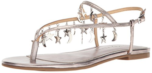 Katy Perry Women's The Celeste, Pewter, 8 Medium US