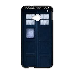 Tardis chameleon circuit Phone Case for HTC One M7 wangjiang maoyi