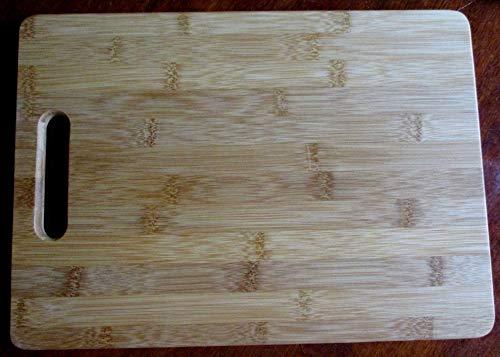 Bamboo Breaking Bad cutting board
