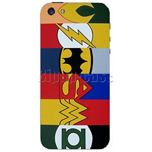 COQUE PROTECTION TELEPHONE Iphone 5 ET 5S - SUPER HEROS