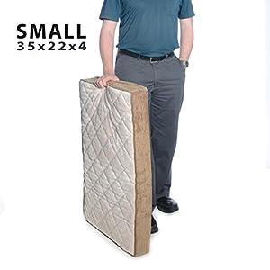 Milliard-Acolchado-Ortopdico-Acolchado-Camadel-Animal-domstico-Cama-Small-89cm-x-55cm-x-10cm