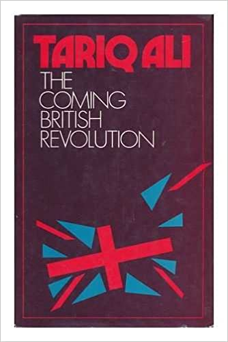 The coming British revolution: Ali, Tariq: 9780224006309: Amazon.com: Books
