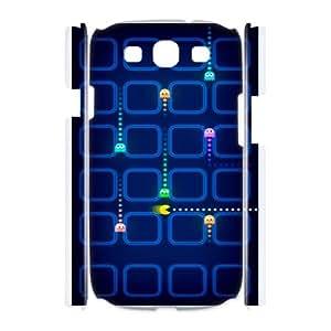 DIY Stylish Printing Pacman Cover Custom Case For Samsung Galaxy S3 I9300 MK1W632377
