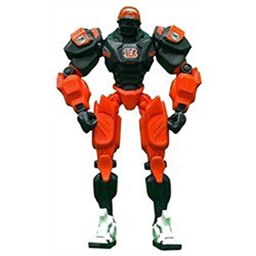 NFL Cincinnati Bengals Fox Sports Team Robot, 10-inches