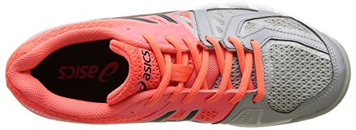 cheap extremely Asics Women's Gel-Blade 5 Handball Shoes Multicolor (Flash Coral/Black/Mid Grey) free shipping amazing price pre order cheap price cheapest price sale online c738I