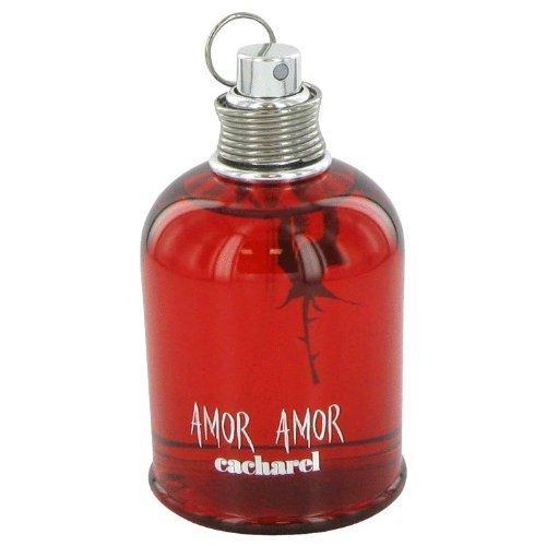 Amor Amor Perfume By CACHAREL 3.4 oz Eau De Toilette Spray (Tester) FOR WOMEN