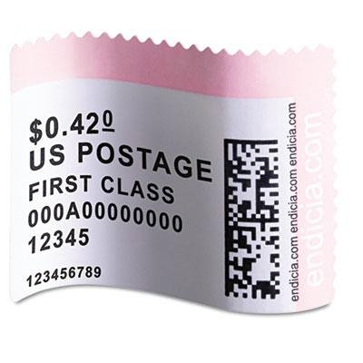 DYMO LabelManager Postage Labels Roll, 1.62