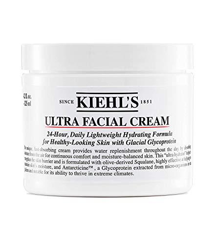 Kiehl's Ultra Facial Cream 24-Hour Daily Moisturizer - 4.2oz (125ml)