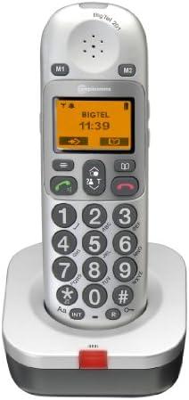 Amplicomms Bigtel 201 Dect Erweiterungs Set Für Die Elektronik