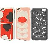 Orla Kiely Cell Phone Case for iPhone 6/6s Plus - Elephant & Stem Tulip