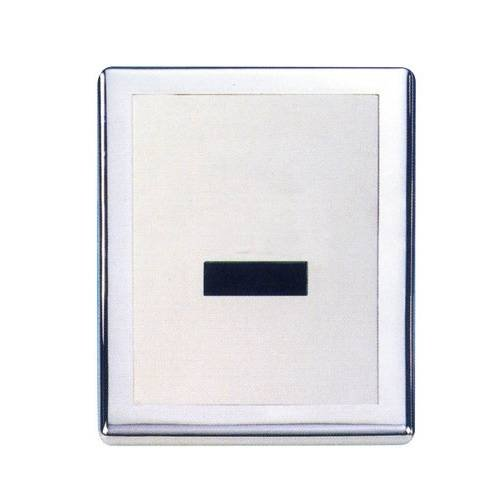 Concealed Sensor Toilet Surface Mount Flush - Stainless Steel