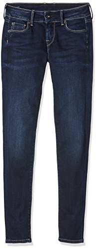 Pepe Jeans SOHO, Jeans Slim Femme, Bleu, W29/28L