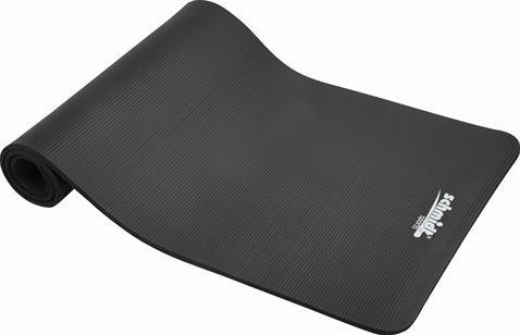 Unbekannt DEUSER Deuser Fitness Matte schwarz XL 121043 Gymnastikmatte One Size DEUSM|#Deuser
