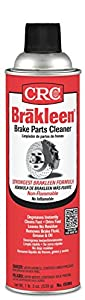 CRC Brakleen Brake Parts Cleaner - Non-Flammable from CRC