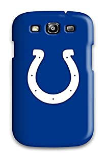 DanRobertse Perfect Tpu Case For Galaxy S3/ Anti-scratch Protector Case (indianapolis Colts)