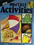 July Monthly Activities, Janet Hale, 1557341656