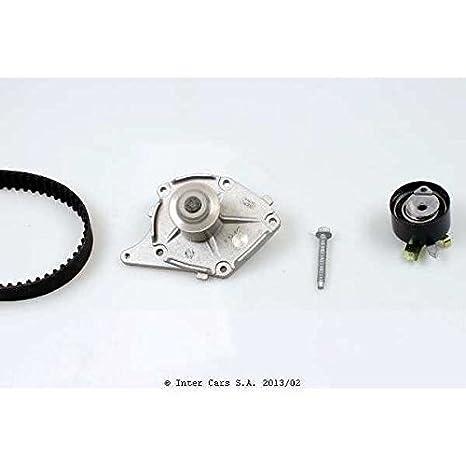 Hepu PK09621 Bomba de agua + kit correa distribución: Amazon.es: Coche y moto