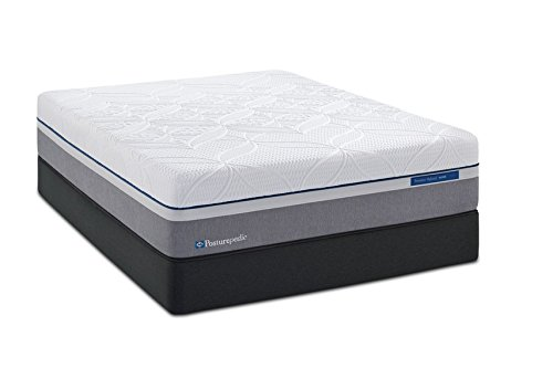 Sealy Posturepedic Hybrid Premier Copper Plush Mattress Set (Queen Set) (Sealy Plush Posturepedic)