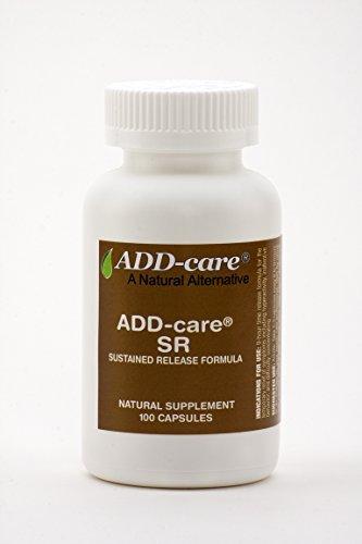 ADD-care® SR - 9-hour Time Release Formula