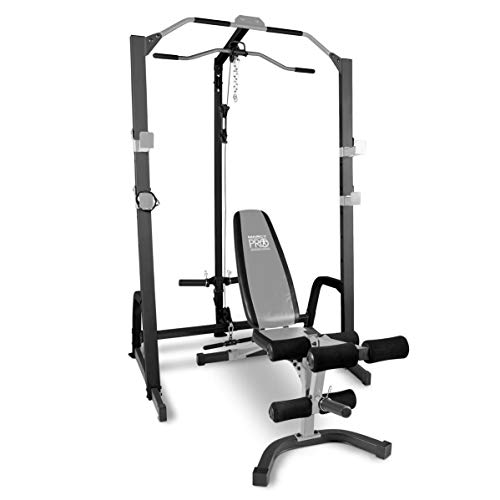 6. Marcy Smith Deluxe Home Gym Fitness Cage System Machine