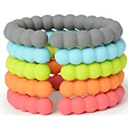 CB GO by Chewbeads Silicone Links, 100% Safe Silicone