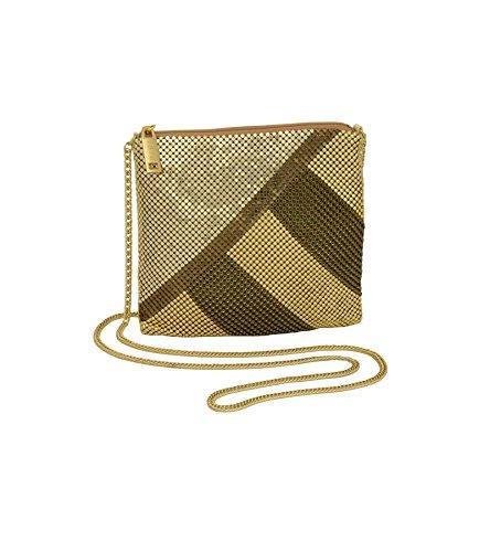 whiting-and-davis-mixed-mesh-dance-bag-gold-mutli