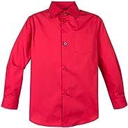 Spring Notion Baby Boys' Long Sleeve Dress S
