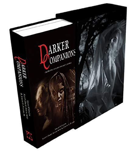 Book cover from Darker Companions [Signed Slipcase] by edited by Scott David Aniolowski