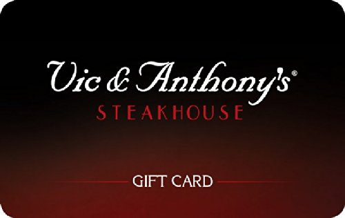 Vic & Anthonys Steakhouse $100 Gift Card