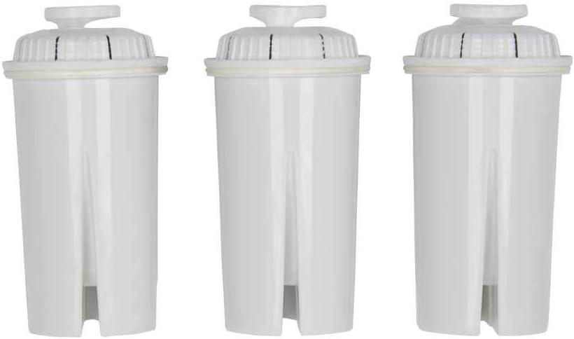 wilko Pack of 3 Universal Water Filter Cartridges