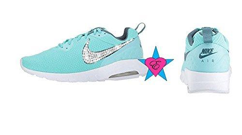 Bling Nike Shoes - Swarovski Nike Shoes - Bling Crystals Nike Swoosh 331c56923949