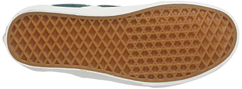 Blanc Bayberry on Mixte Adulte Vert Blanc Baskets de Scotchgard Basses Vans Classic Slip zW6pqZq71