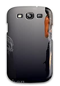 Kevin Charlie Albright's Shop Special Skin Case Cover For Galaxy S3, Popular Gisele Bundchen Phone Case