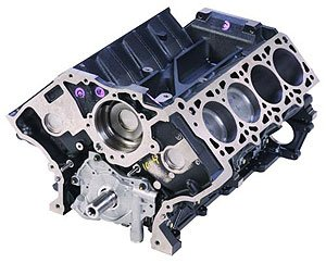 Ford Racing (M-6009-C54SC4) Engine Block