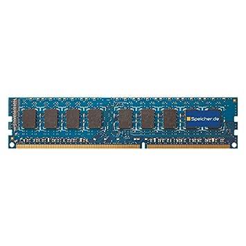 PHS-memory 4GB RAM modulo per HP ProLiant DL360e Gen8 (G8) DDR3 UDIMM ECC 1600MHz PC3L-12800E phs-electronic