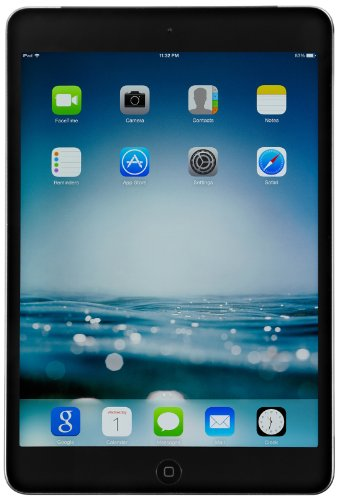 Apple iPad mini with Retina Display MF081LL/A (32GB, Wi-Fi + Verizon, Black with Space Gray) OLD VERSION