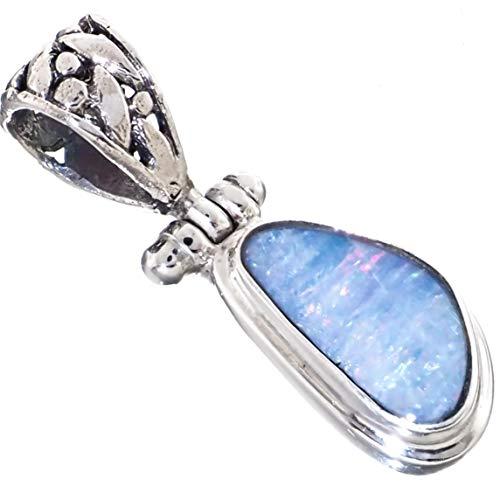 Large Austrlian Opal 925 Sterling Silver ()