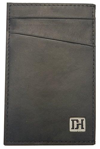 Mens Slim Leather Wallet Minimalist product image