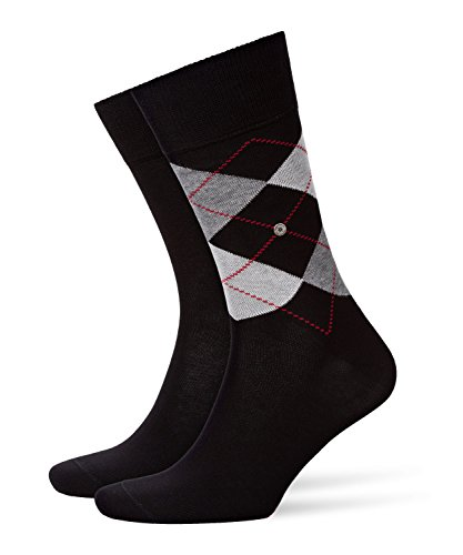 BURLINGTON Herren Socken Everyday - 80% Baumwolle, 2 Paar