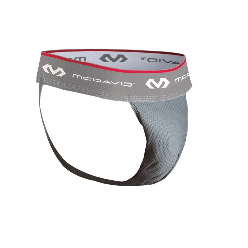 McDavid 3300 Adult Performance Hexmesh Supporter with Flex Cup, - Cup Adult Flex