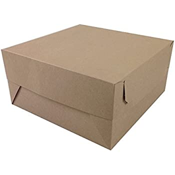 Amazon.com: Golda s Kitchen Cake Box – 12 × 12 × 6 – 10 ...