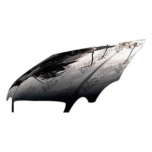 02 Carbon Fiber Oem Hood - Brightt (VIS-DLX-875) OEM Style Hood Carbon Fiber - Compatible for Lexus GS300/400 1998-2005 (1998 1999 2000 2001 2002 2003 2004 2005   98 99 00 01 02 03 04 05)