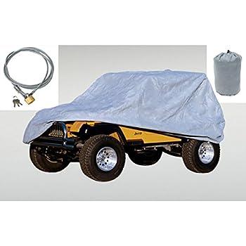 Amazon Com Champion Jeep Cj 7 Cover Rugged And Waterproof