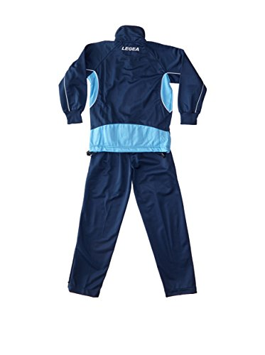 LEGEA Chándal Argentina Kid Azul/Azul Celeste 4-5 años (104/110 cm ...