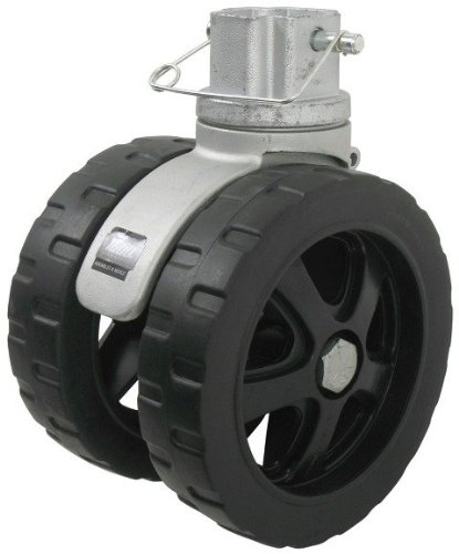 Fulton Jack Accessories F2 Removable TT Wheel Assembly by Fulton