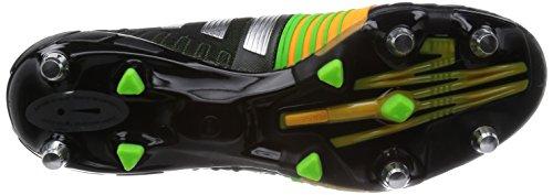 adidas Bota Nitrocharge 1.0 TRX SG Negra-Silver metallic-Solar gold negro