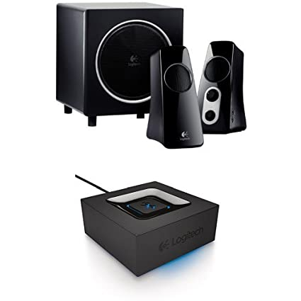 2377b7d3153 Image Unavailable. Image not available for. Color: Logitech Speaker System  Z523 with Subwoofer ...