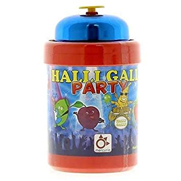 Juego Halli Galli Party